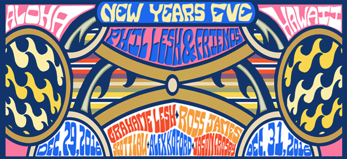 New Year's Eve w/ Phil Lesh